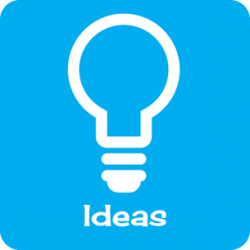 Ideas Button